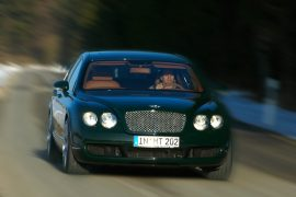 Bentley Continental GT Speed MTM Berkin