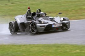 KTM X-Bow Pannoniaring