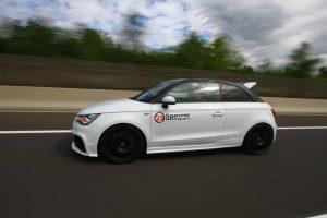 Audi A1 quattro von MTM – Kleiner Knallkörper
