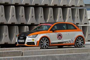 Motorline-Testfahrt: Audi A1 mit 500 PS (!)