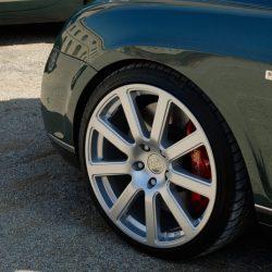 BentleylinksvorneDetail