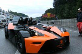 Racing prepared